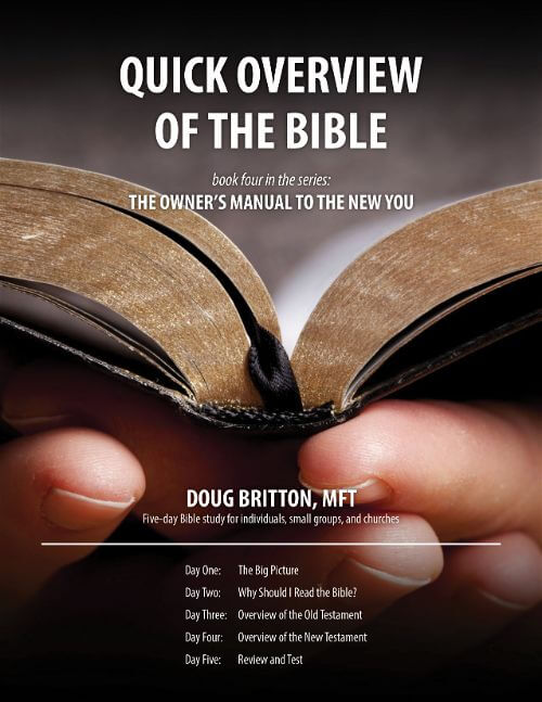 Ebook - Quick Overview of the Bible | Doug Britton Books